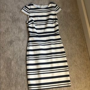JCrew Factory shift dress